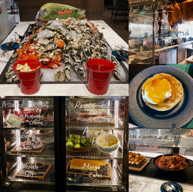 Lobsters & Oysters Brunch $88++