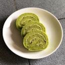 Green Tea Swiss roll 🍵 $8