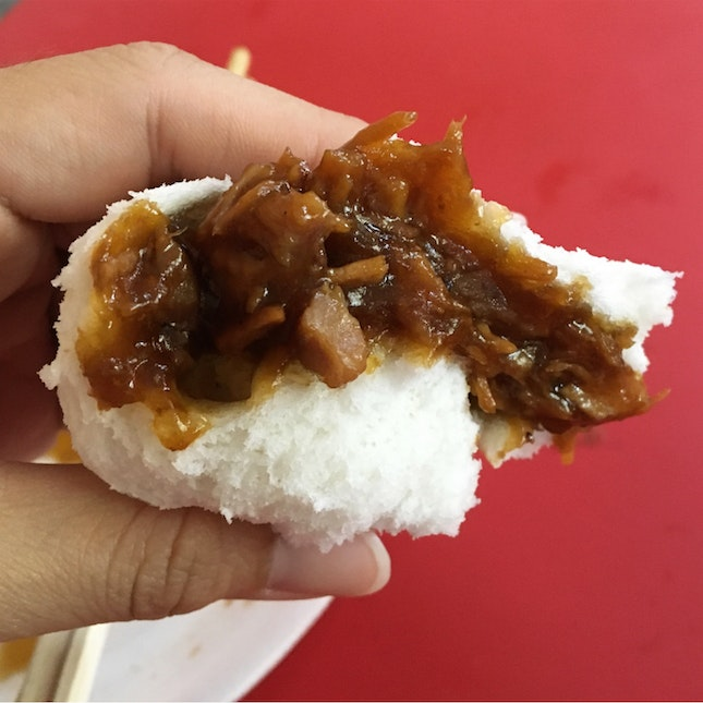 Best Char Siew Pau In Chinatown $2.30