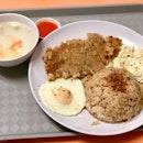 Supreme Pork Chop Fried Rice $5