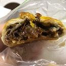 Volcano Chicken Baked Bao $1.60