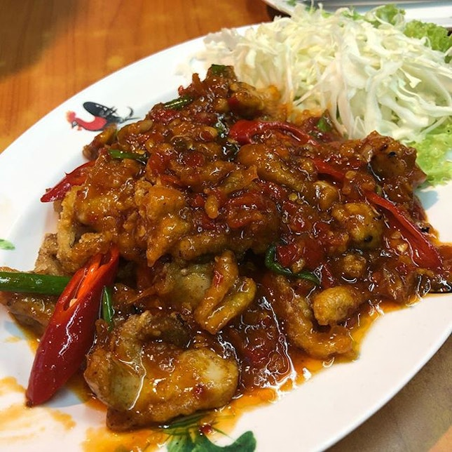 Cheap and good Thai food in the city!!
