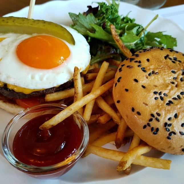 Juicy Wagyu Burger