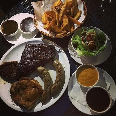 Enchanted Garden Restaurant Burpple 3 Reviews Lavender Singapore