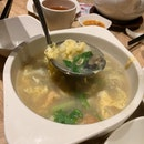 Traditional Oyster Soup