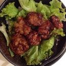 Black Pepper Chicken Set