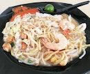 Xiao Di Fried Prawn Noodle 小弟炒虾面