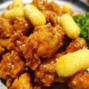 Fried chicken yasss