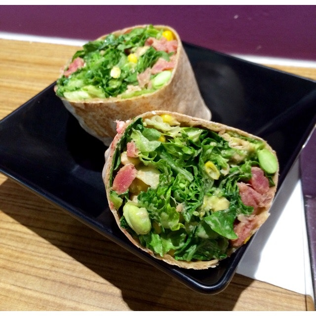 Tuna Lover Wrap