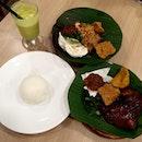 Ayam Bakar & Smashed Beef Balls