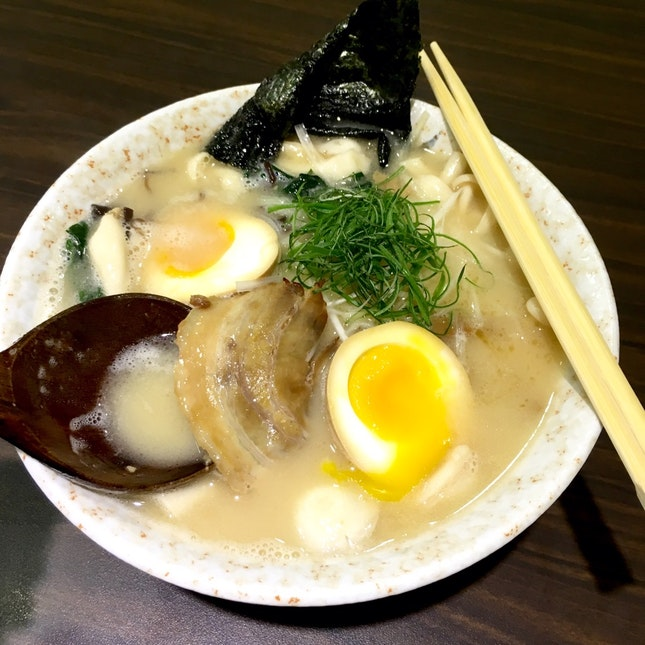 Sake Ramen
