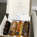 4 eclairs $16 with beyond