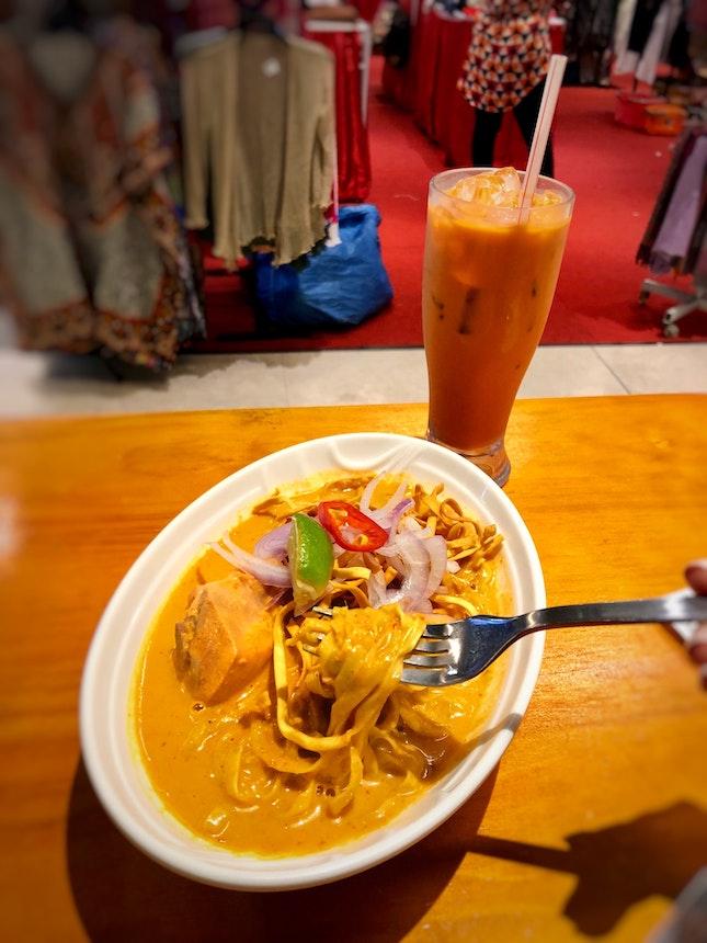 Khao Soi Meepok ($5.90)
