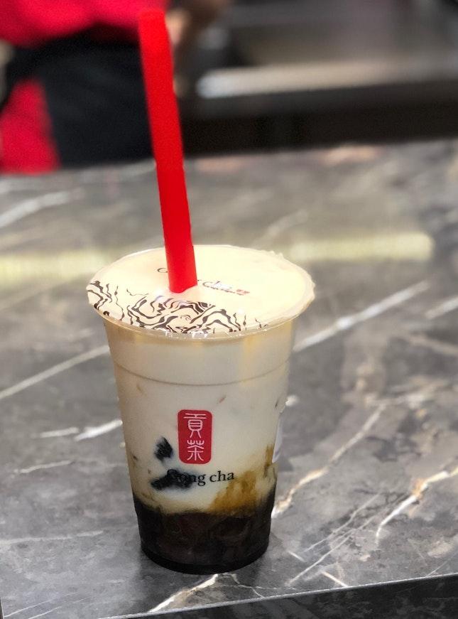 Gula Melaka Chendol Milk