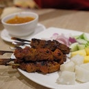 Mixed Malaysian Satay