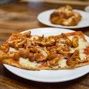 Mushroom Pizza