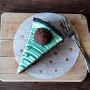 Chocolate Mint Pie