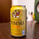 Saturday night's alright for some ice cold Premium Yebisu