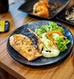 Salmon Shiozake
