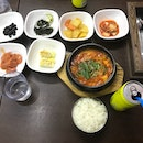 Cheap and Good Korean Food [$9.50]