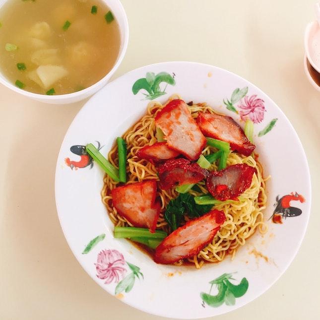 Kiat Huat Wanton Noodles