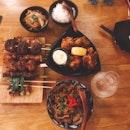 Good Food, Good Ambience and Good Service
