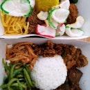Indonesian Cuisine:)