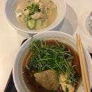 Local Take On Soba Noodles