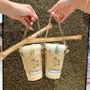 Oolong Milk Tea!!