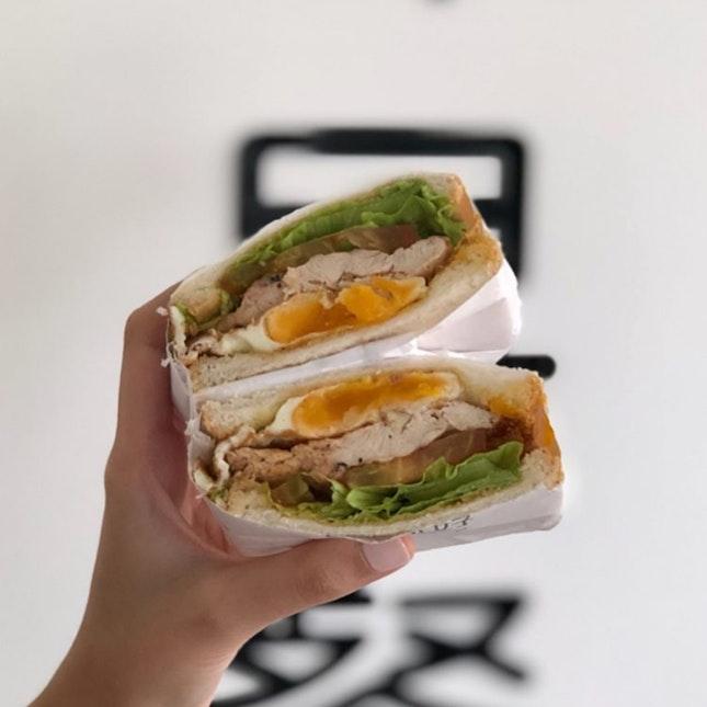 Alright Sandwich