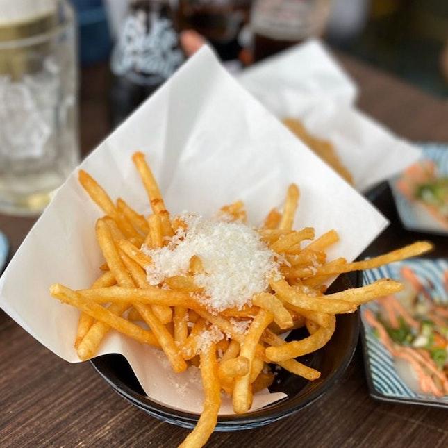 Love The Truffle Fries!