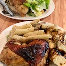 Tender Chicken And 2 Salad Sides