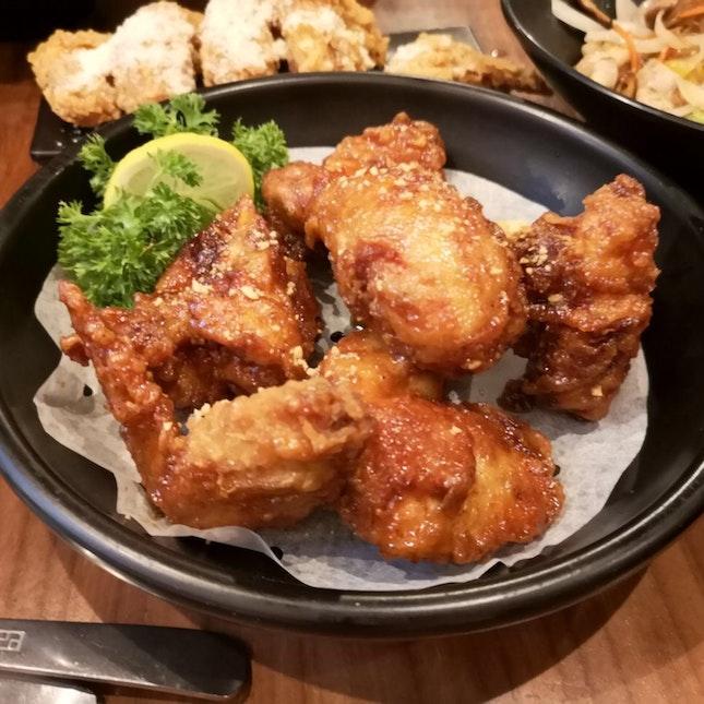Soy Chicken ($20)