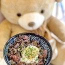 Regular Truffle Beef Bowl ($14.90)