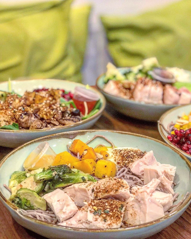 Healthy Protein Bowls ($12)