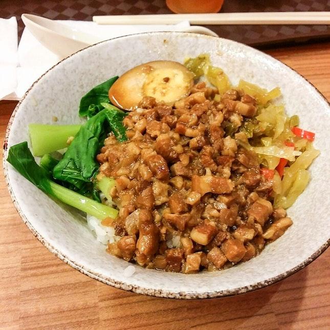 Tai Chung Braised Pork Rice
