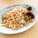 Ming Yun Famous Fried Hokkien Prawn Noodle (Geylang East Centre Market & Food Corner)