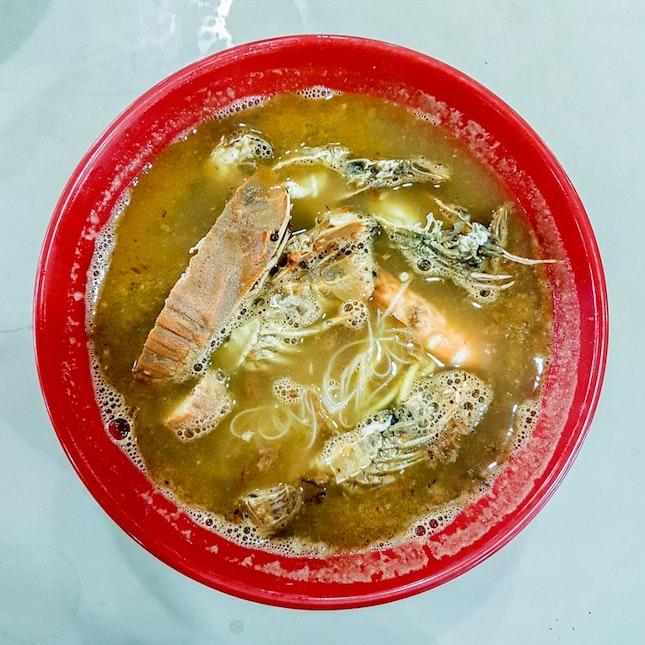 Sumo Crayfish Noodle