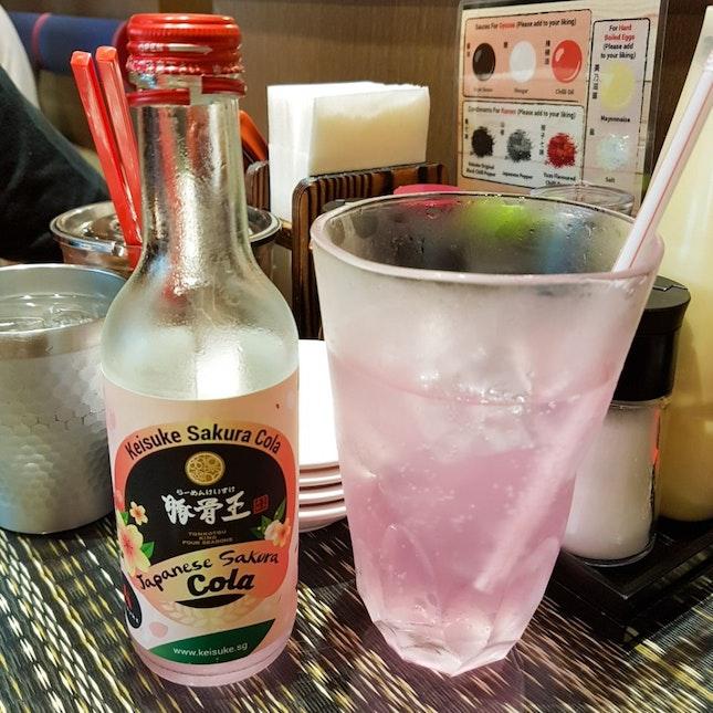 Keisuke Sakura Cola