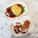 Soya Sauce Chicken Rice/Noodles