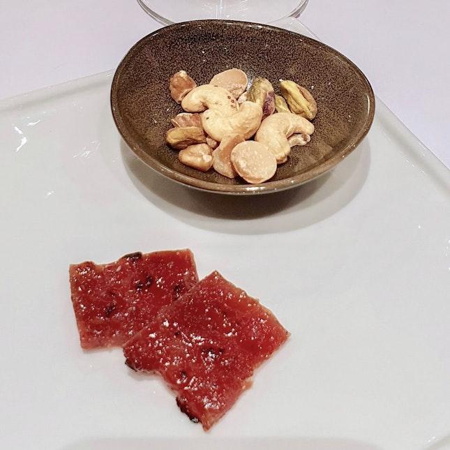 Classic (3 Course) Bak Kwa & Wine Degustation