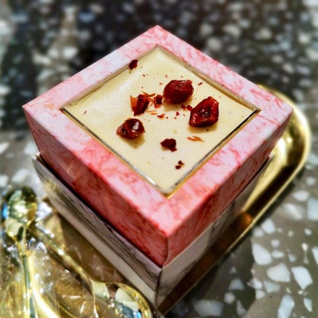 Earl Grey Tiramisu Cake