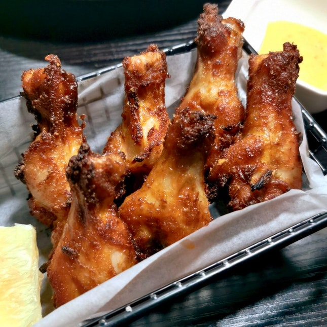 Spicy Chicken Drumlets (6 pcs)