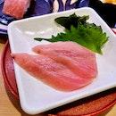 Medium Fatty Tuna Sashimi