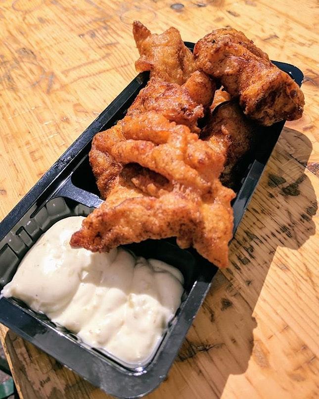 Still dreaming of the crispy and fluffy kibbling I had at Albert Cuypmarkt!
