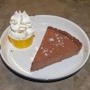 Chocolate tart ($8) 🍫 8/10