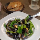 Mussels Normandy ($32) 🐚 9/10