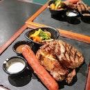 Meat platter ($20) 🍖 6/10