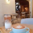 Iced latte ($6.50) ☕ Hot mocha ($6.50) ☕