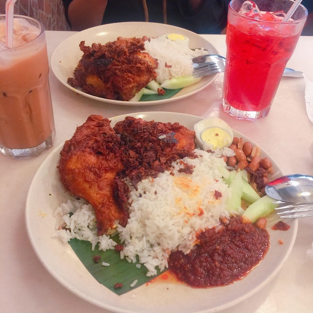 One Of The Best Nasi Lemak In KL